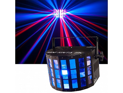Световой эффект CHAUVET-DJ Mini Kinta LED IRC