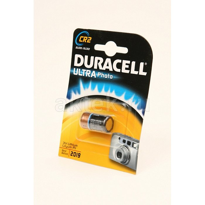 DURACELL ULTRA CR2 1шт.