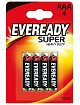 EVEREADY R03 Super HD 1 шт.