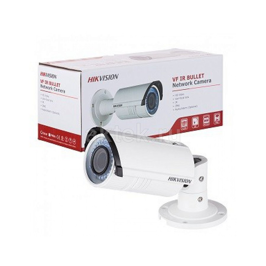 Уличная IP-камера Ivideon Hikvision DS-2CD2612F-IS