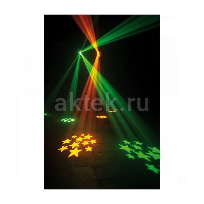 Сканер American Dj Inno Roll LED