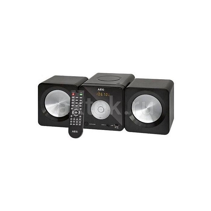 AEG MC 4463 schwarz купить в Москве. Заказать микросистему AEG MC ... 89a0bad3f9a