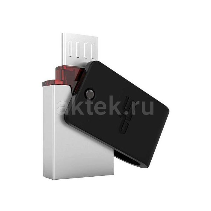 Флешка-картридер USB Silicon Power Mobile X21 16Gb