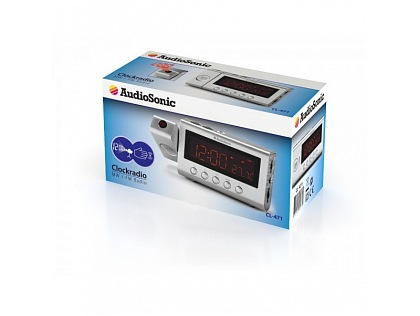 Радиочасы AudioSonic CL-471